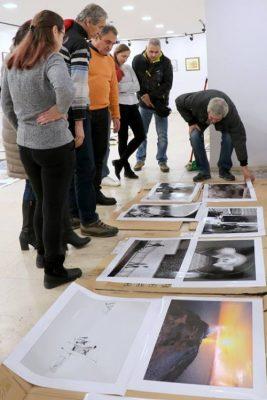 Салон на казанлъшките фотографи